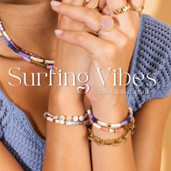 Collection Surfing Vibes Jade'or